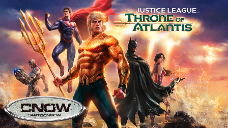 justice league throne of atlantis1080p